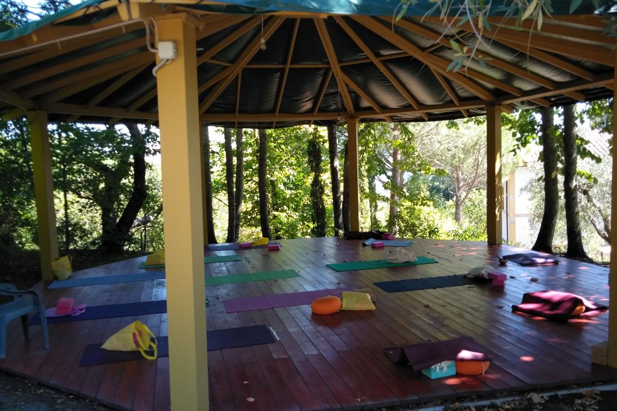 Our Yoga Shala 'Lago di Bolsena'