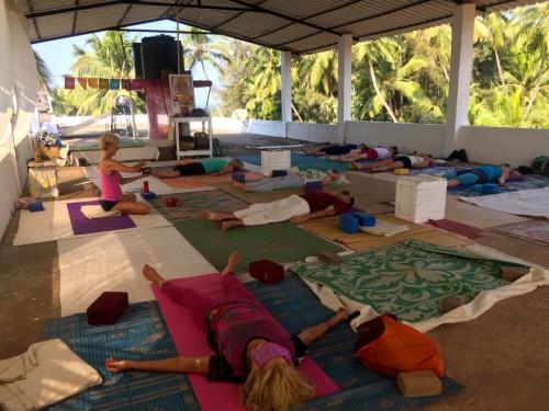 Goa and Yoga